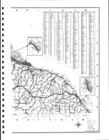Winona County Highway Map - East, Winona County 2004